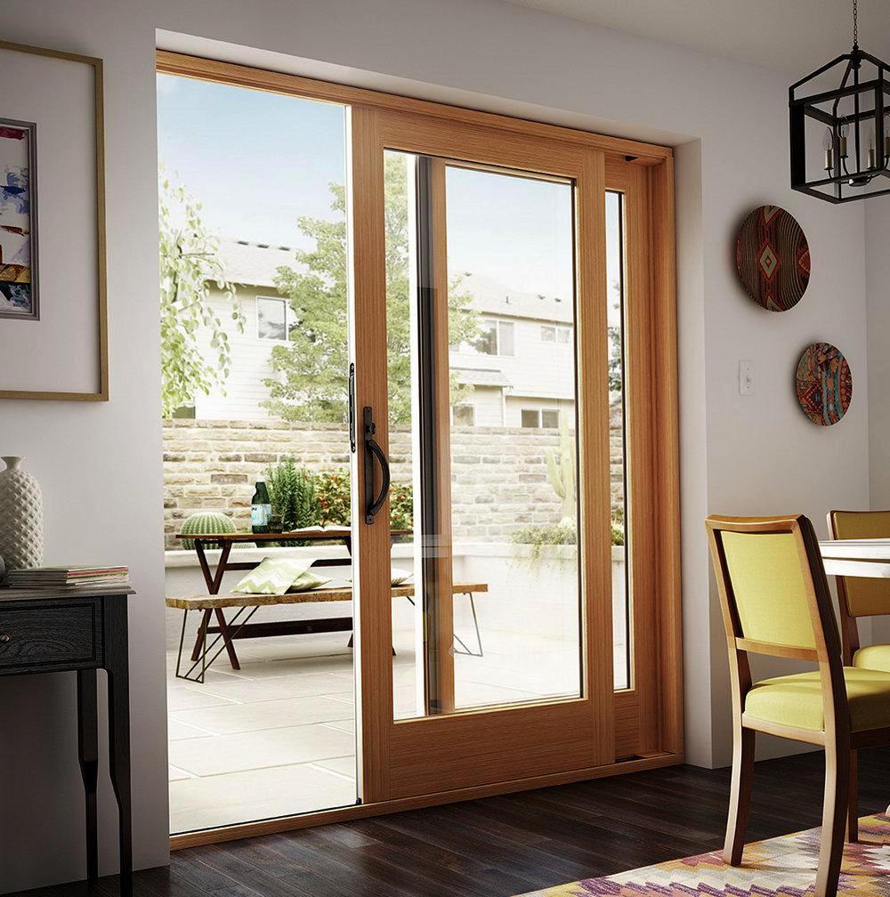 Andersen Patio Doors With Blinds Schmidt Gallery Design