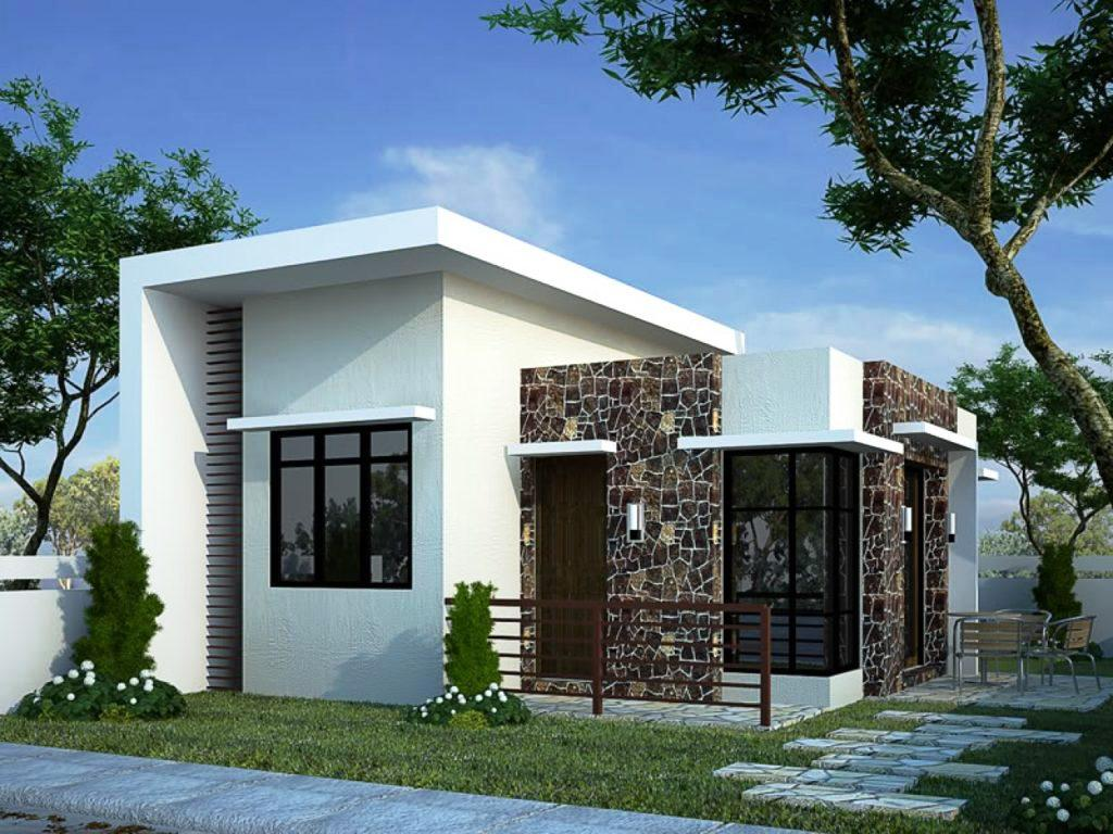 Best small affordable modern house plans