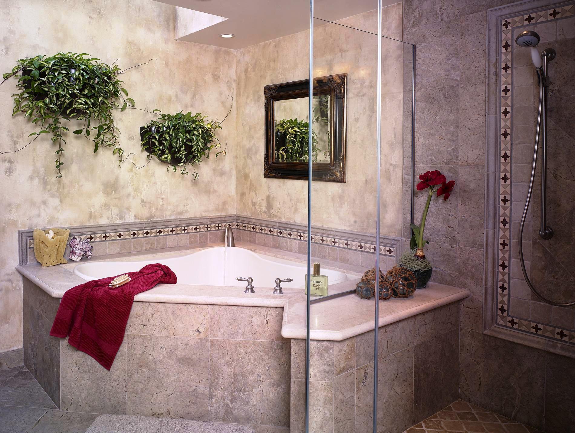 Corner Tub Shower Rod Schmidt Gallery Design