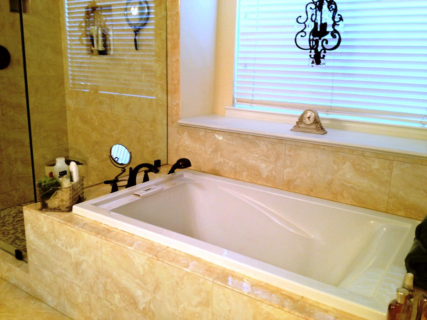Drop In Bathtub Surround Schmidt Gallery Design