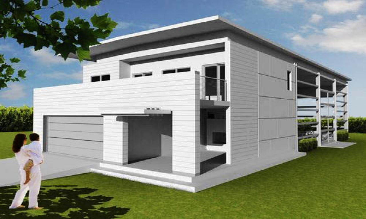 Free Modern 3 Bedroom House Plans — Schmidt Gallery Design