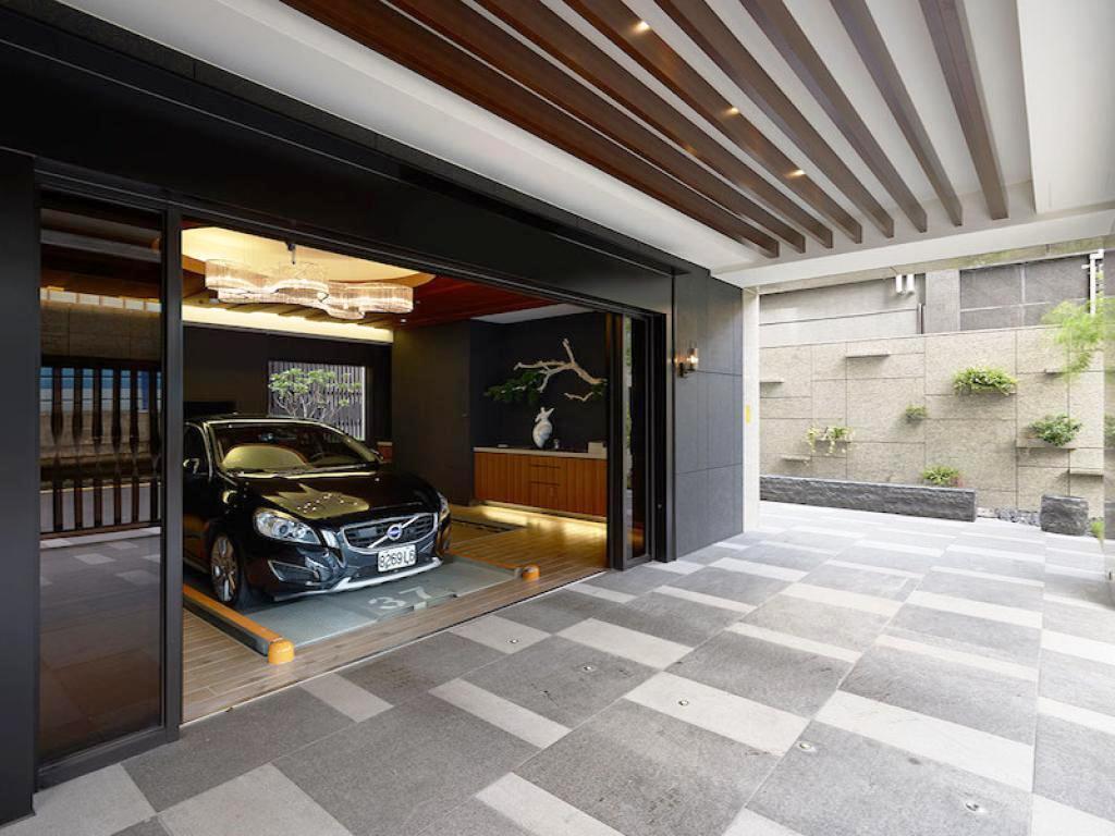 теплоты гаражи фото оформления внутри дизайн подоконники привлекают своими
