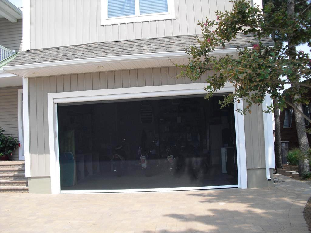 Garage Door Screen Installation Schmidt Gallery Design