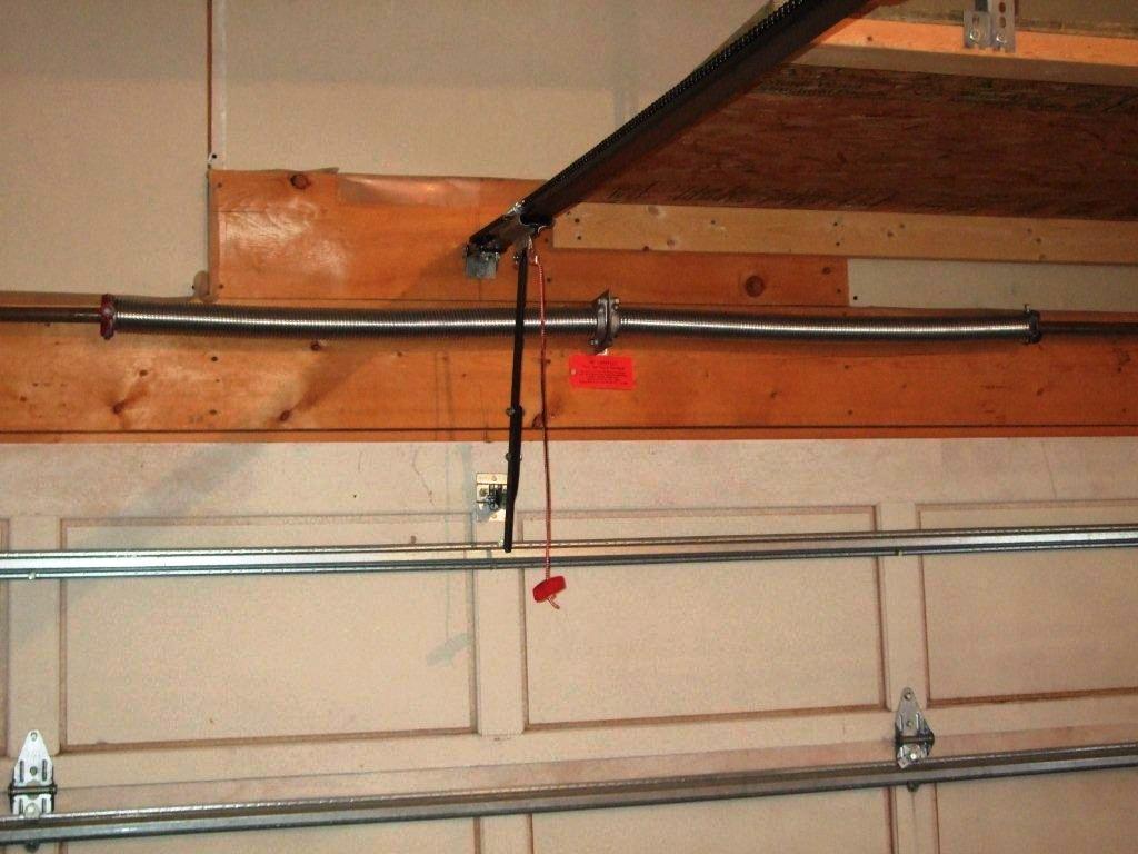 Garage Door Torsion Spring Conversion Kit Schmidt