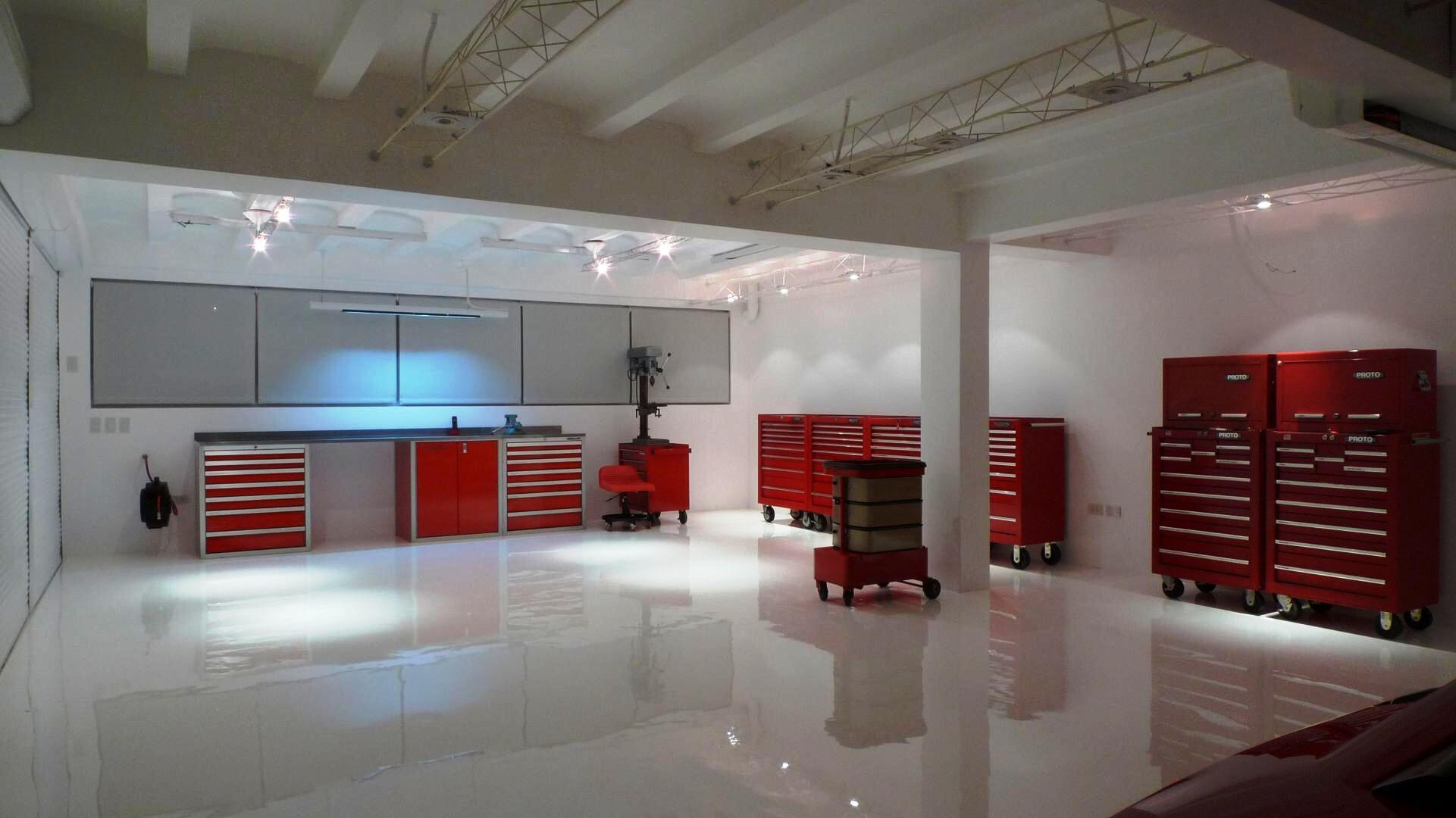 Garage Floor Epoxy Coating Kit Schmidt Gallery Design