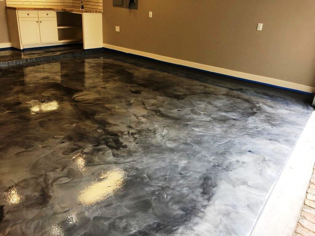 Garage Floor Epoxy Covering Schmidt Gallery Design
