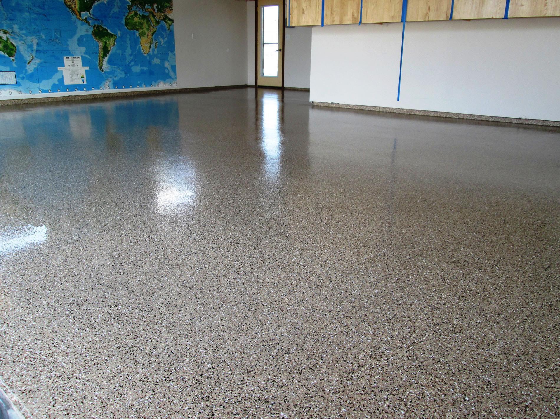 Garage Floor Paint And Sealer