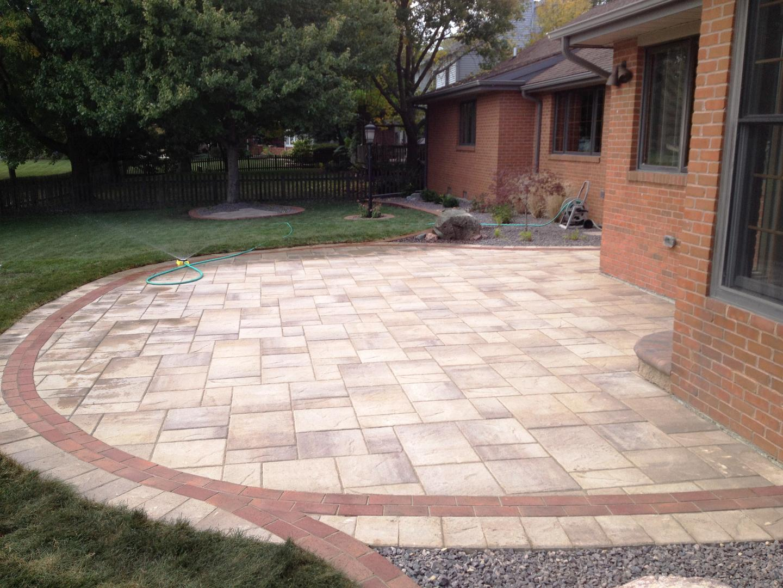 Large Concrete Patio Stones