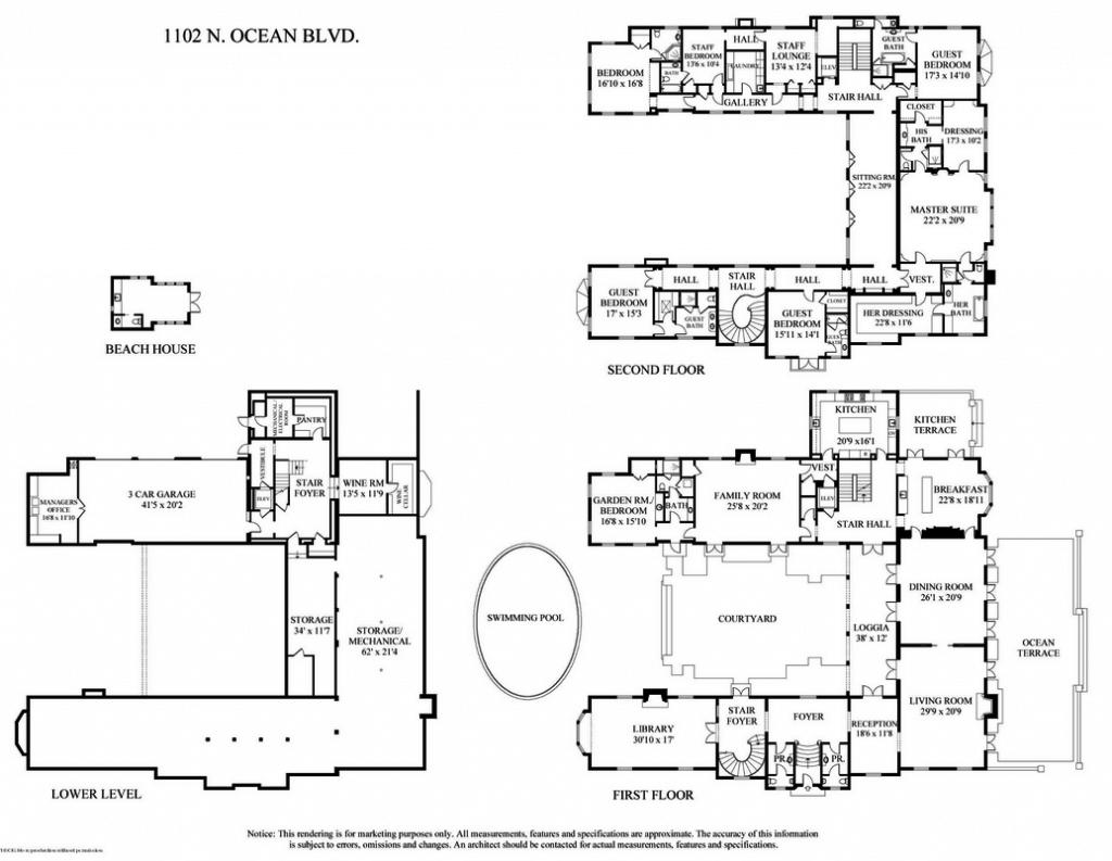 American Mansion House Plans — Schmidt Gallery Design