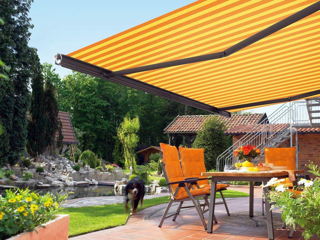 patio awning gutters schmidt gallery design. Black Bedroom Furniture Sets. Home Design Ideas