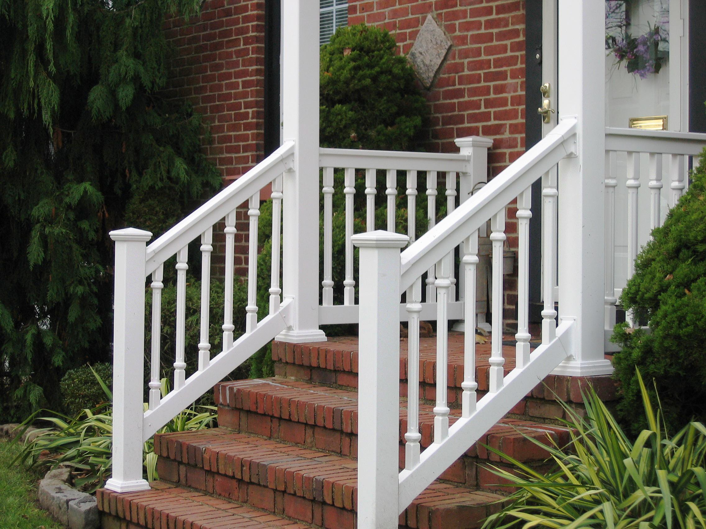 Porch Railings Menards : Schmidt Gallery Design - Bad ...
