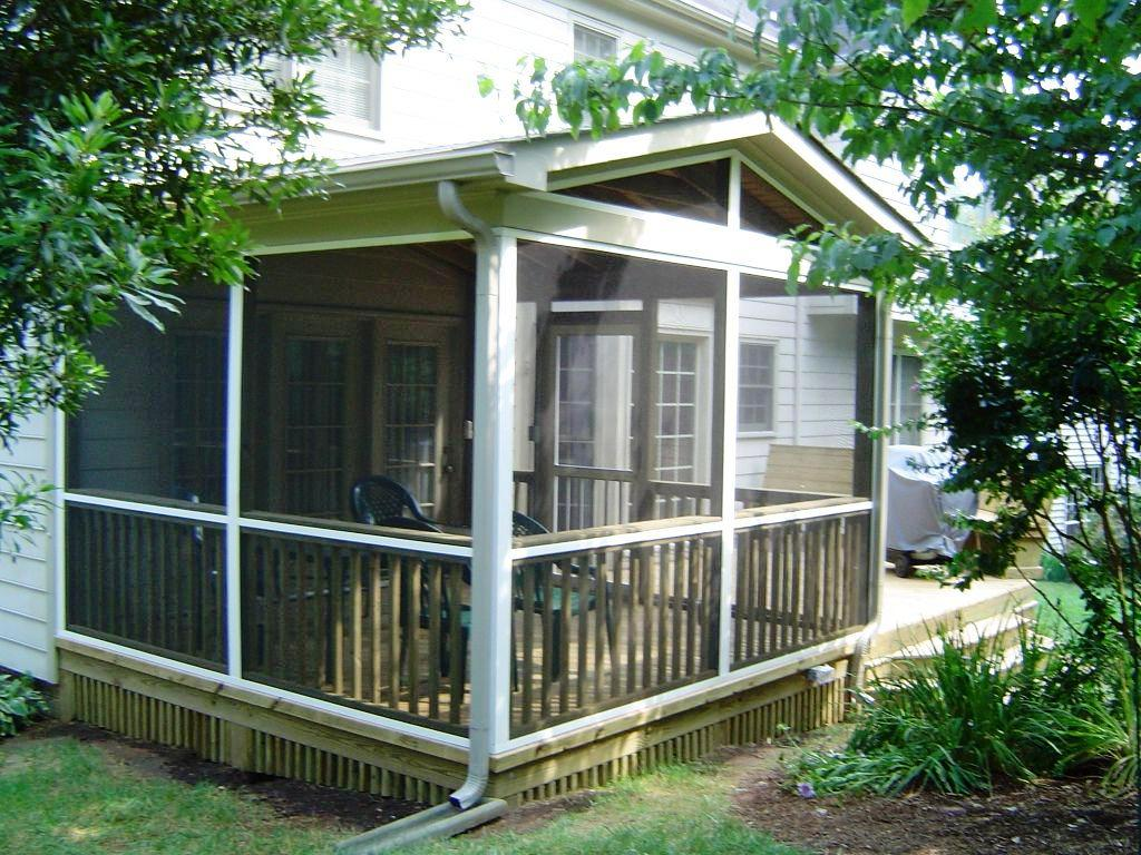 Screened In Porch Kits For Mobile Homes — Schmidt Gallery ...