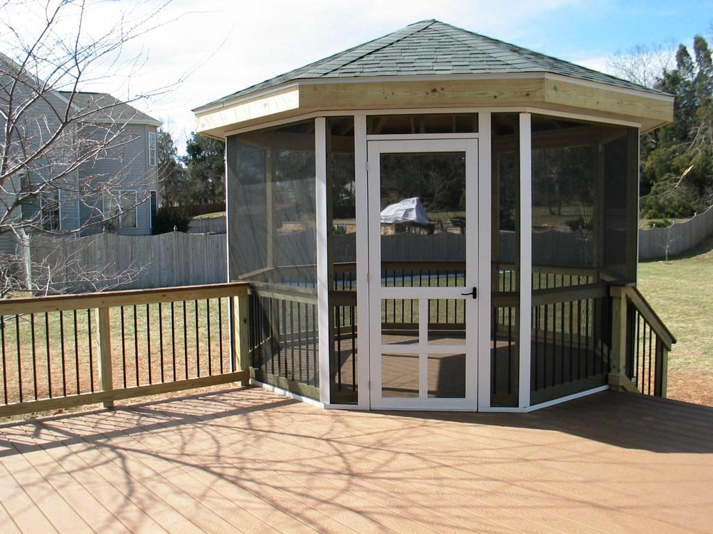 Screened In Porch Kits For Mobile Homes Schmidt Gallery