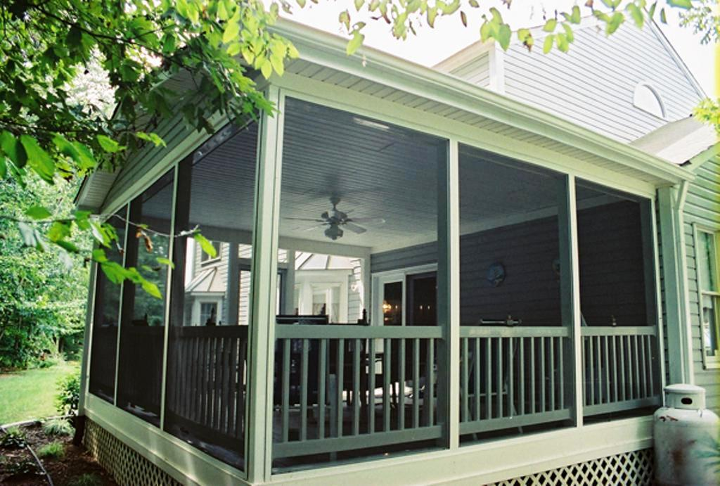 Screened In Porch Kits Home Depot Schmidt Gallery Design