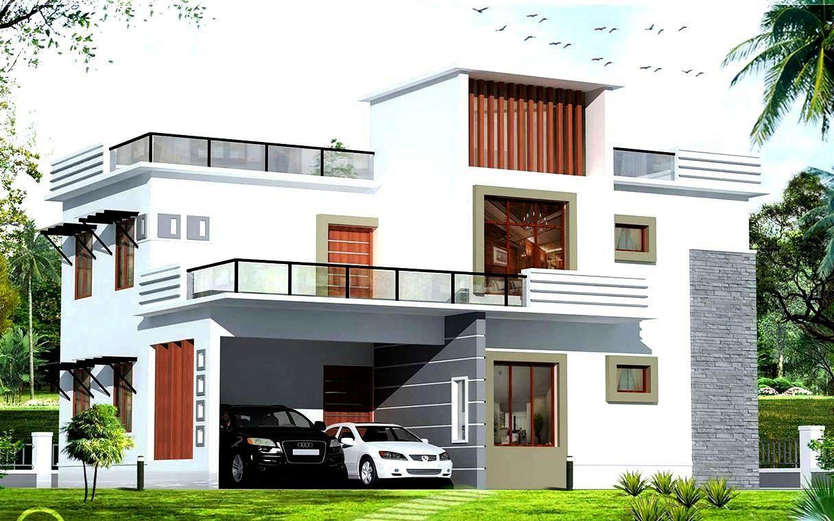 Small contemporary style house plans