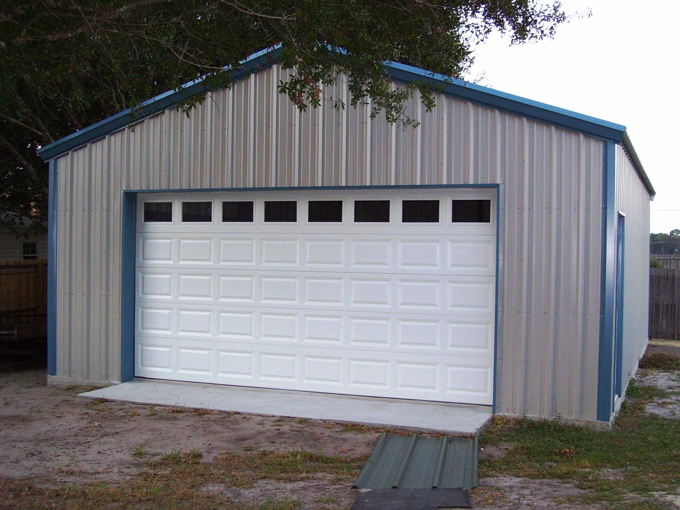 Steel Garage Homes — Schmidt Gallery Design