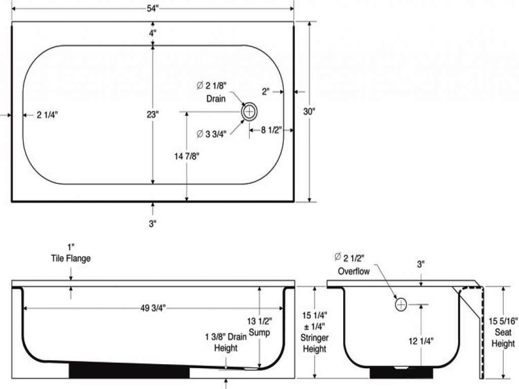 What's Actually Happening With Bathtub Sizes — Schmidt ...