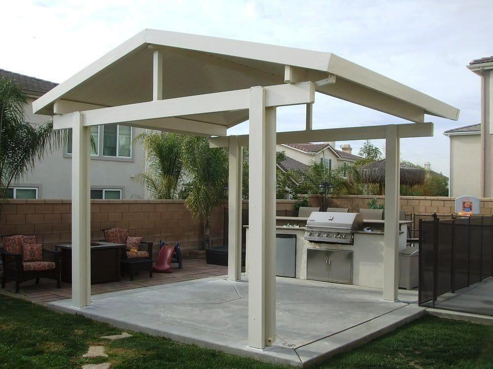 Free Standing Patio Cover Pictures Schmidt Gallery Design
