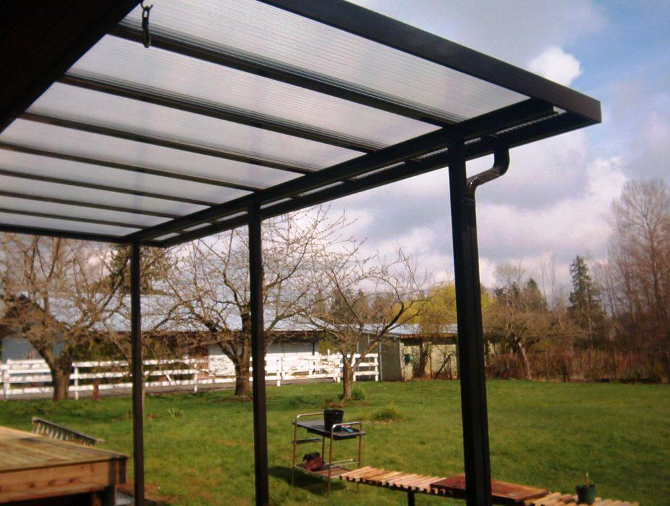 Etonnant Free Standing Patio Cover Pictures