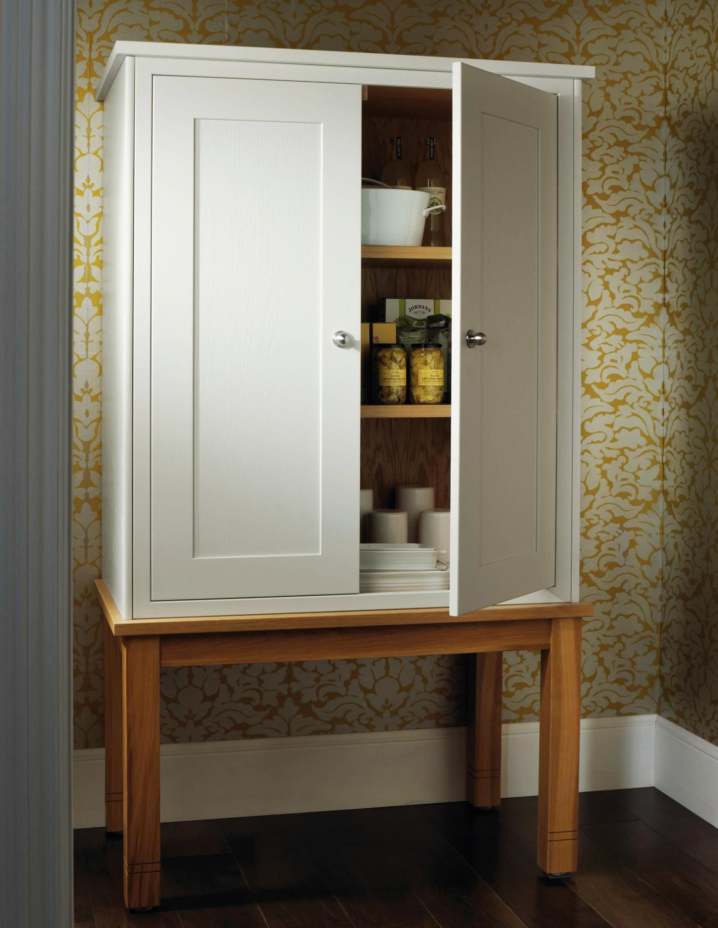 Freestanding Pantry Cabinet Lowes Schmidt Gallery Design