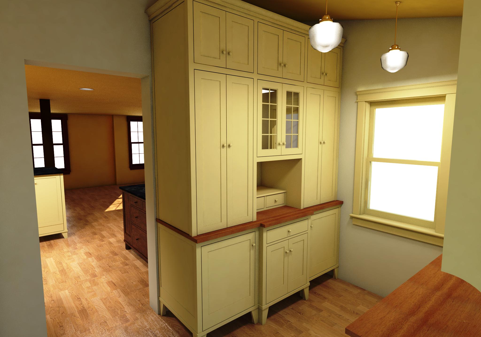 Freestanding Pantry Cabinet For Sale Schmidt Gallery Design