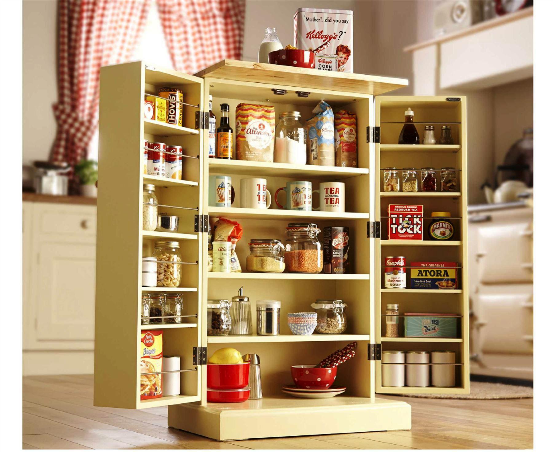 Freestanding Pantry Cabinet Ikea : Schmidt Gallery Design ...