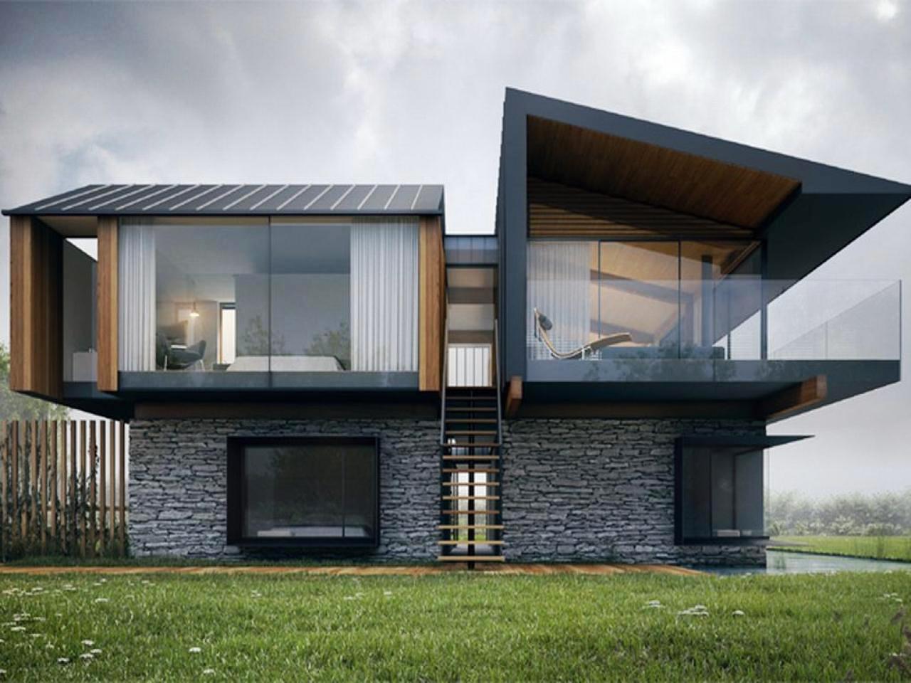 Modern House Plans With Walkout Basement : Schmidt Gallery ...