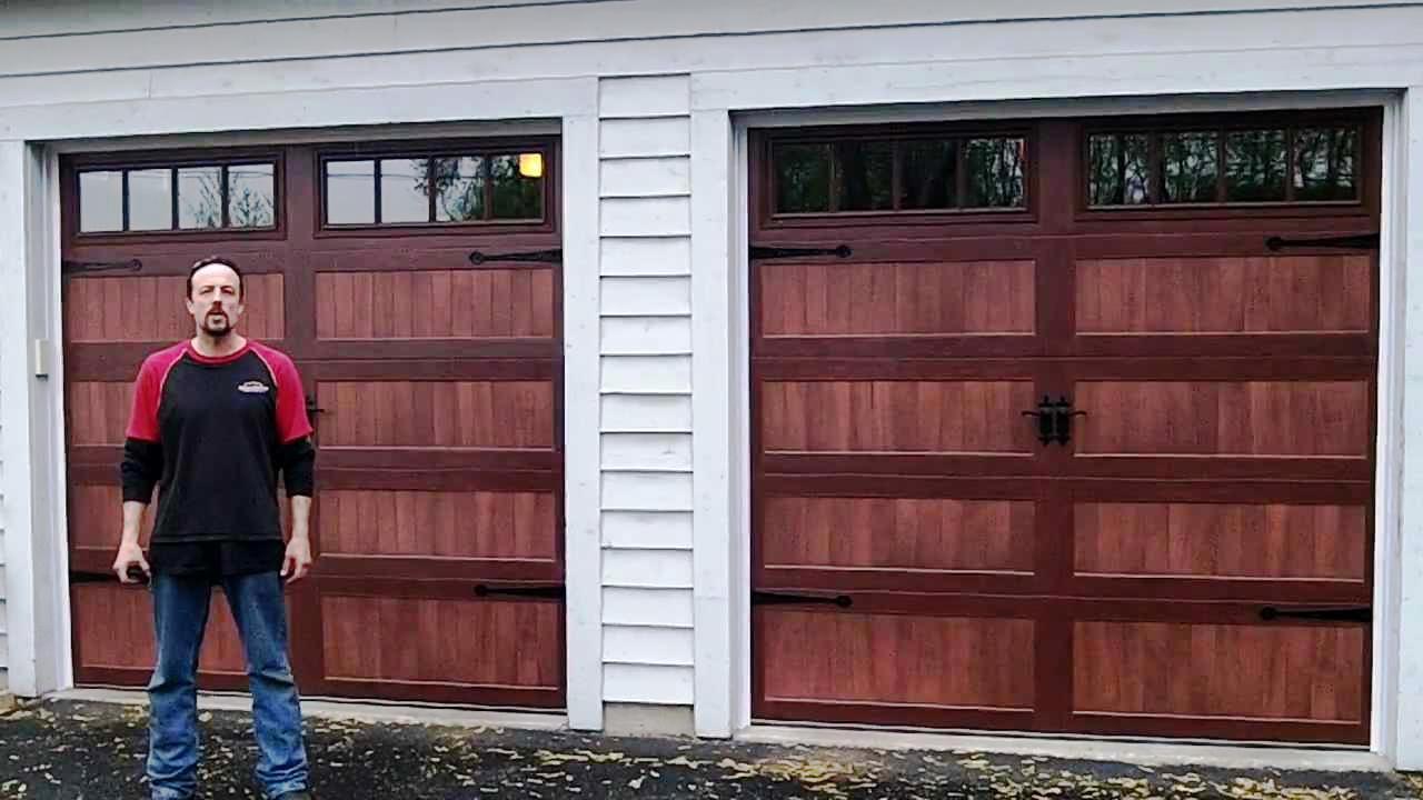 Overhead Garage Door Window Kits Schmidt Gallery Design