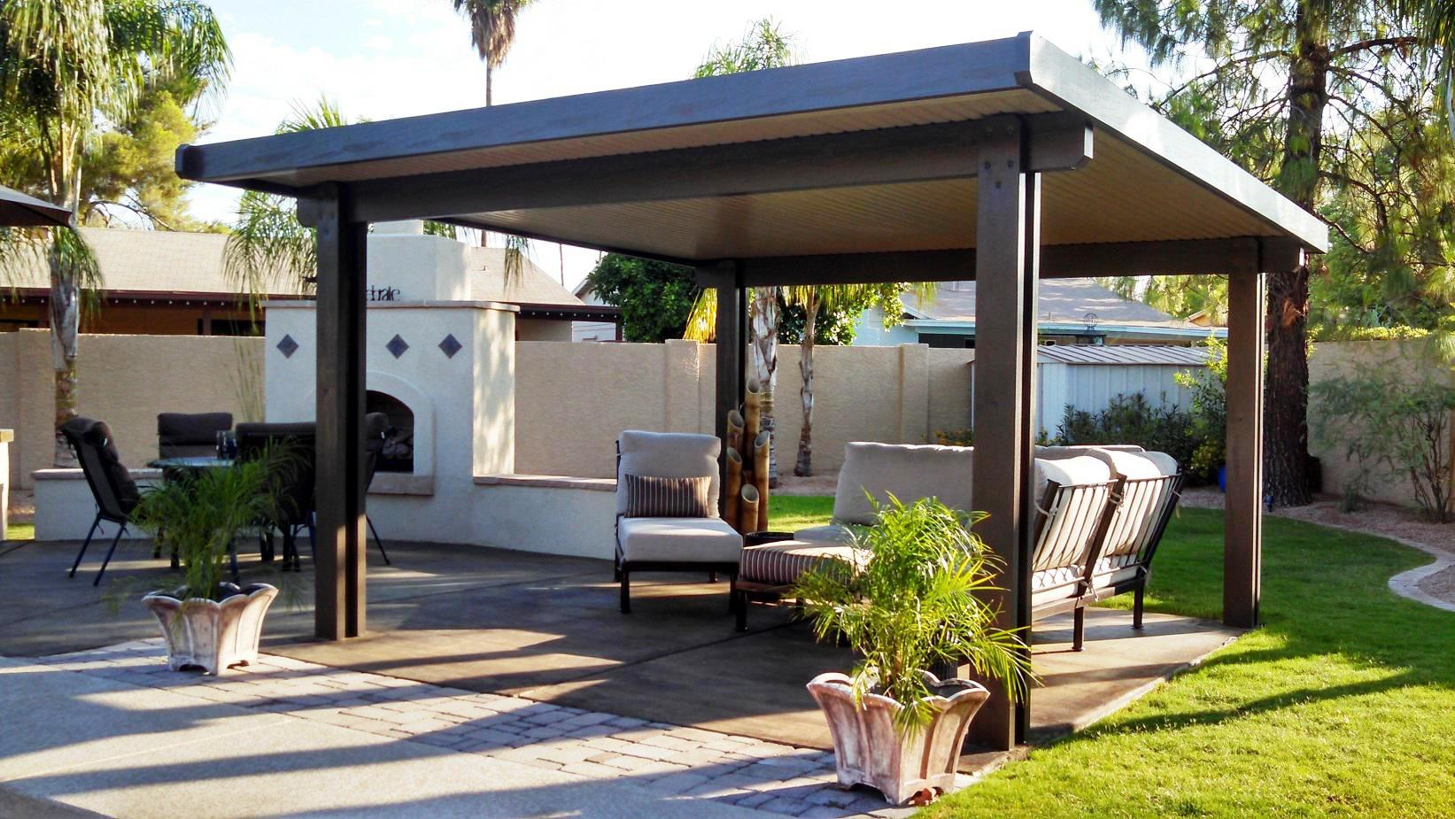 Patio Cover Plans What Is It? — Schmidt Gallery Design on Ideas For Patio Covers  id=46032