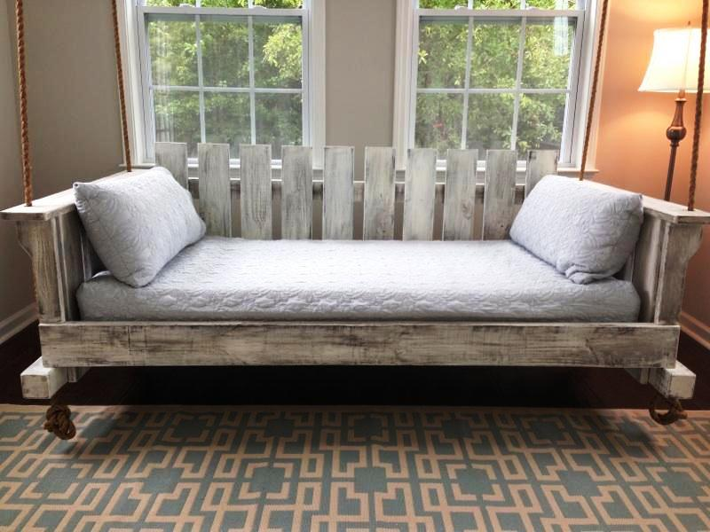 Porch Swing Bed With Canopy Schmidt Gallery Design