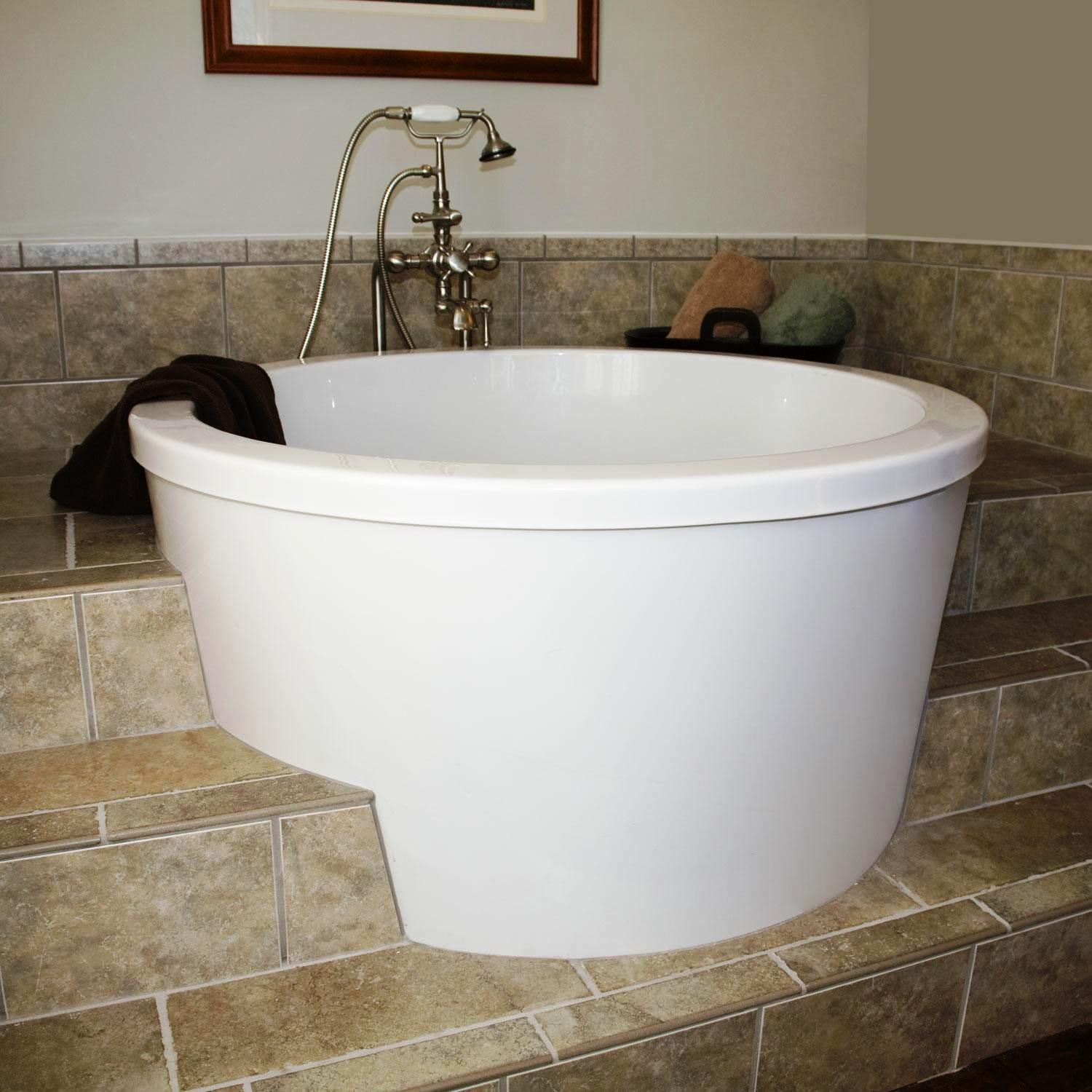 Small Deep Soaking Tub Schmidt Gallery Design