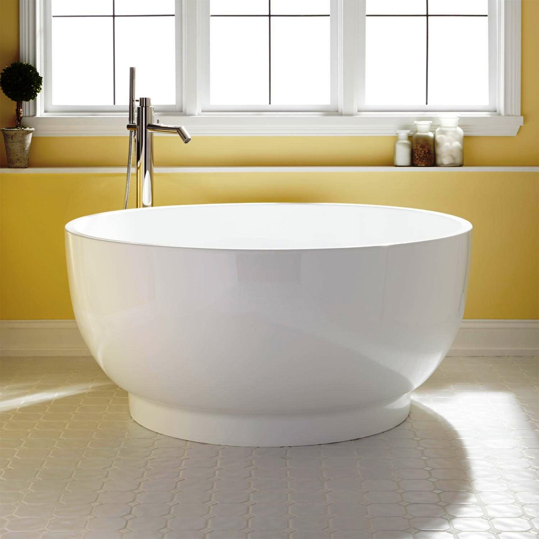 Small Soaking Tub Inside Walk In Shower Schmidt Gallery Design