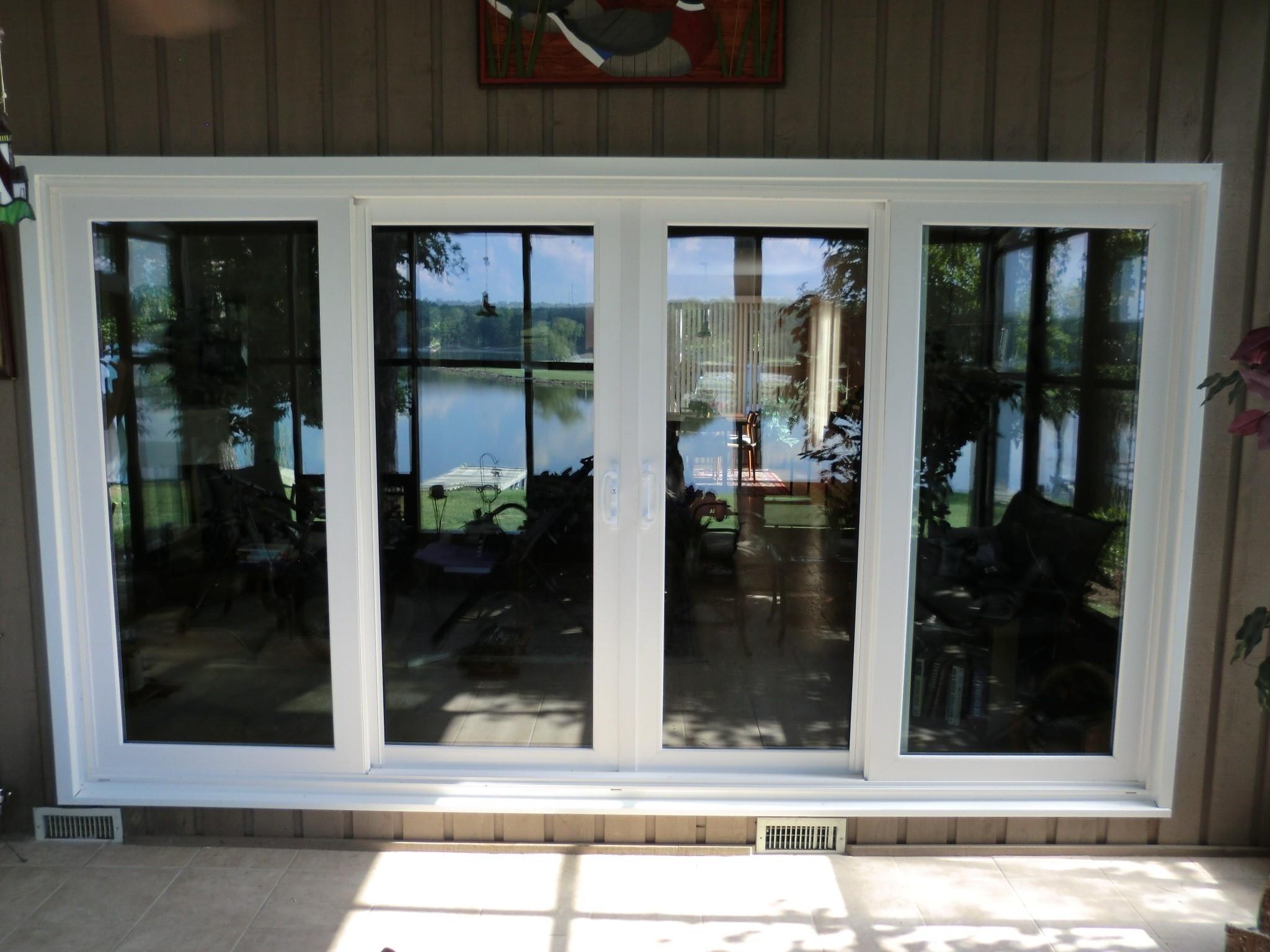 Jeld Wen Patio Doors With Vented Sidelites Design
