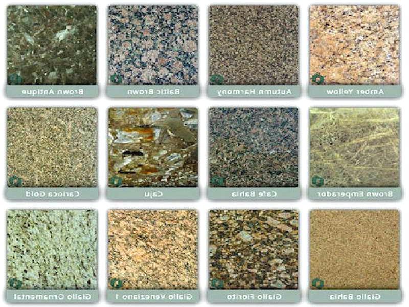 Common Type Kitchen Countertops Materials Schmidt