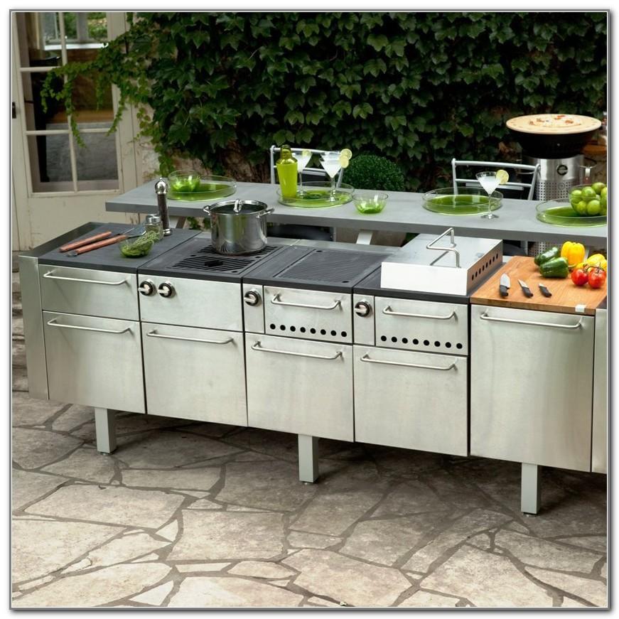 Modular Outdoor Kitchen: Simple Modular Outdoor Kitchen Kits