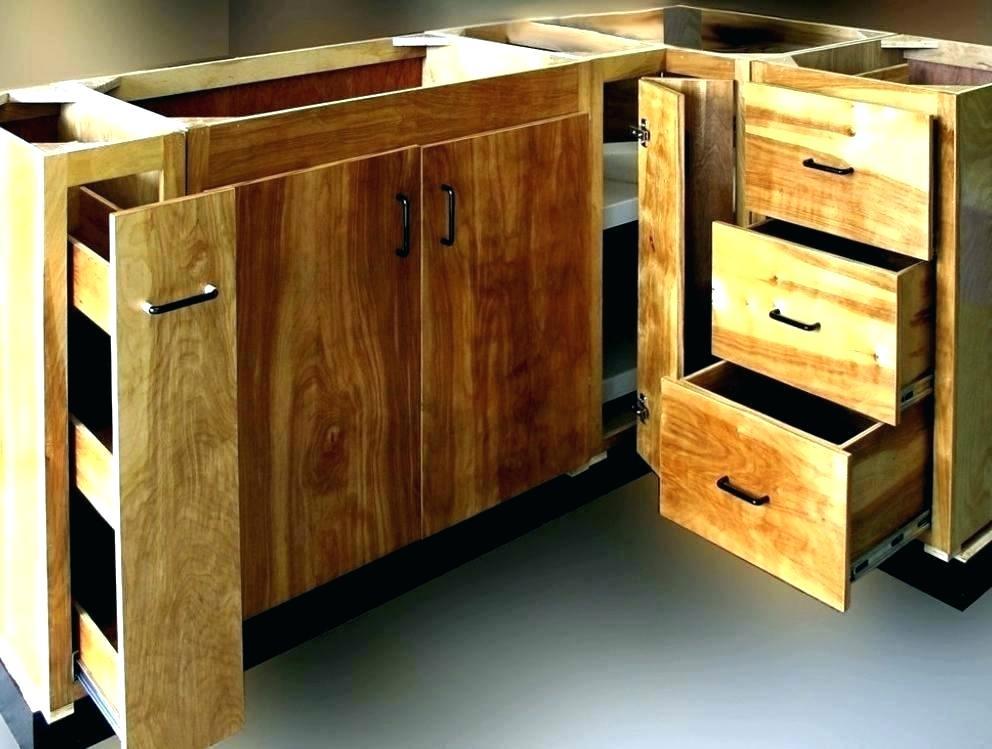 48 Inch Unfinished Kitchen Base Cabinet — Schmidt Gallery ...