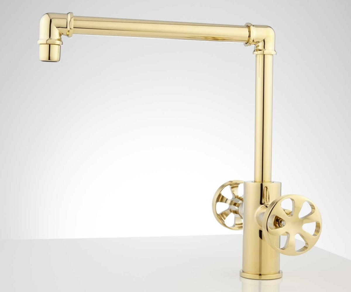 Value Of Industrial Style Kitchen Faucet