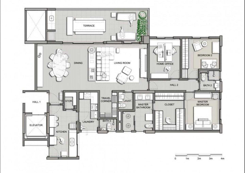 Amazing modern home plans