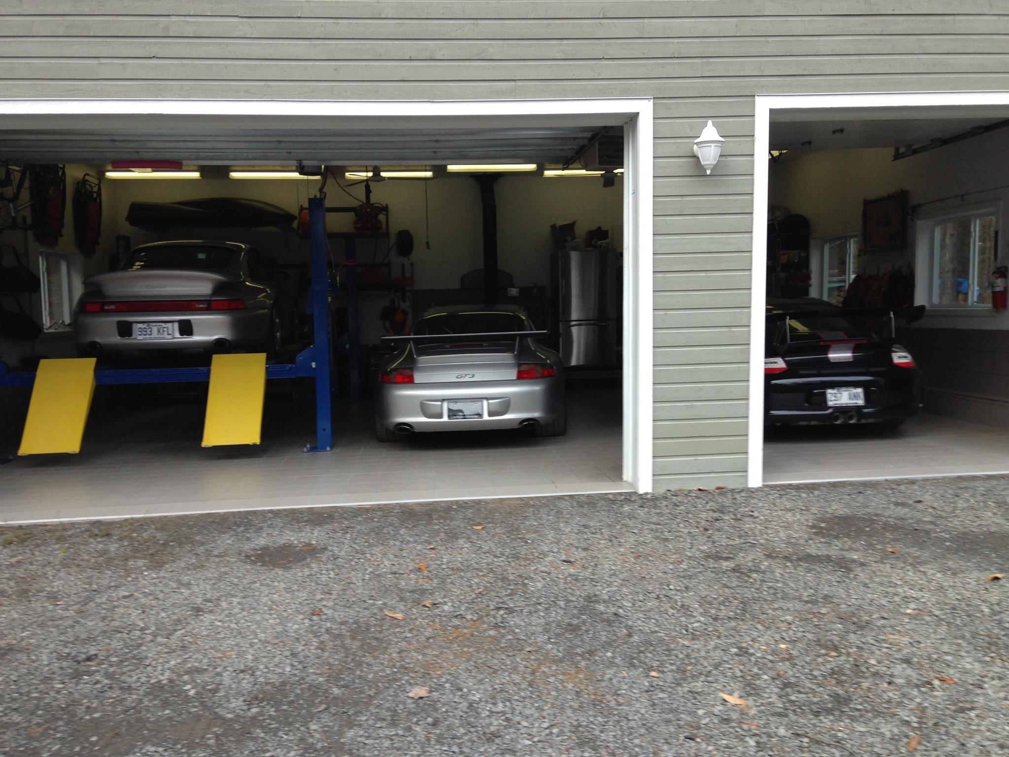 Home Garage Car Lift Schmidt Gallery Design